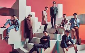 """Album đầu tay tẩu tán hơn trăm nghìn bản, EXO """"ẵm"""" ngay chứng nhận Vàng tại Nhật"""