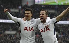 Tottenham đánh bại Arsenal, leo lên thứ 3