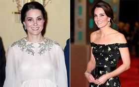 """Công nương Kate Middleton cũng """"khủng hoảng"""" với việc chọn trang phục đi dự sự kiện sao cho phù hợp"""
