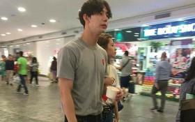 """Chi Pu và """"bạn trai tin đồn"""" người Hàn tiếp tục lộ ảnh khoác tay thân mật trên phố"""