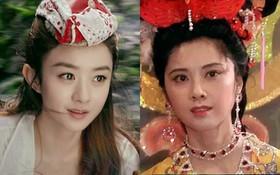 Tạo hình Nữ vương Tây Lương gây tranh cãi của Triệu Lệ Dĩnh thực chất lại sát với nguyên tác hơn bản phim năm 1986?