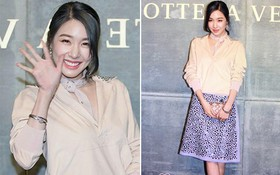 Vừa rời khỏi SM, nhan sắc và phong cách của Tiffany đã tuột dốc thê thảm