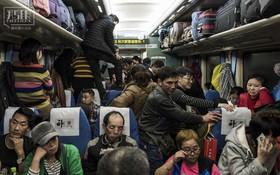 Những chuyến tàu cuối cùng về quê mùa Tết: Hành trình dài 26 tiếng từ Bắc Kinh về Thành Đô
