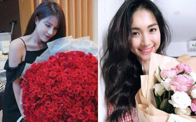 Sao Việt người khoe quà khủng, người hạnh phúc hé lộ người yêu bí mật trong ngày Valentine