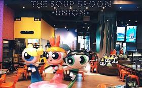 Đến Singapore đừng quên ghé thử 8 quán cà phê có đủ các nhân vật hoạt hình bạn yêu thích