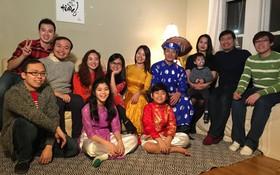 Một bức ảnh đón Tết xa quê quy tụ quá nhiều bạn trẻ Việt xuất sắc!