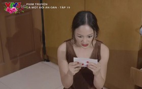 """""""Cả một đời ân oán"""": Sau khi cưới, Lan Phương nổi điên vì phát hiện ra bí mật của chồng"""