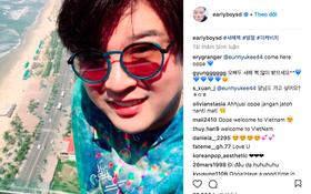 Trước Giao thừa vài tiếng, thành viên Super Junior bất ngờ check-in đang ở Đà Nẵng đón Tết