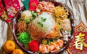 Người dân các nước châu Á ăn gì vào dịp Tết Nguyên Đán?