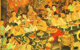 Khám phá mâm cơm đón Tết của người Trung Quốc xưa: Có điểm khác với những kiêng kỵ ngày nay