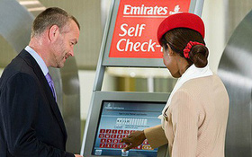 Bạn có biết: Nơi bẩn nhất sân bay lại là... quầy check-in