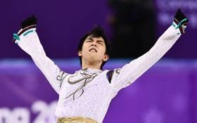 Yuzuru Hanyu giành HC vàng Olympic, phá kỷ lục tồn tại 66 năm