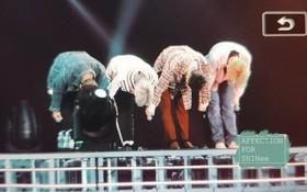 SHINee khóc như mưa trong concert đầu tiên kể từ ngày Jonghyun mất