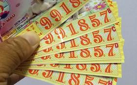 Trúng 17 tờ vé số trong 4 ngày liên tiếp, người phụ nữ không mua vé số nữa
