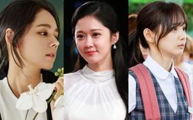 """Những mỹ nhân có khả năng trở thành những """"bảo bối không tuổi"""" u50 của làng giải trí Hàn trong 10 năm nữa"""