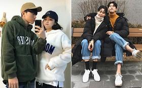 Cứ yêu nhau là phải mặc đồ đôi, nhưng mặc sao cho đẹp thì phải nhìn ngay 5 cặp đôi xứ Hàn này