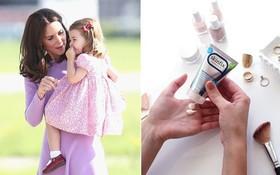 Mẹ con nhà Công nương Kate đều tin dùng mỗi loại kem dưỡng da tay giá chỉ hơn 200 ngàn đồng này