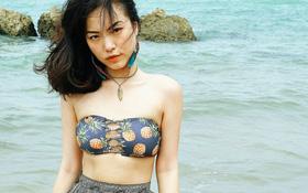 3 hot girl mặt xinh, dáng đẹp nhưng lại hiếm hoi lắm mới khoe body với bikini