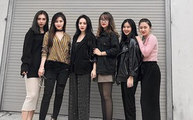 Lộ diện các cô em gái xinh như hot girl của ca sĩ Hương Tràm, một cô trong đó nổi đình đám mạng xã hội