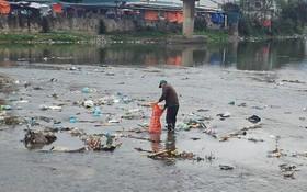 Cao Bằng: Rác thải ồ ạt tấn công, sông Bằng Giang bị bủa vây trong ô nhiễm