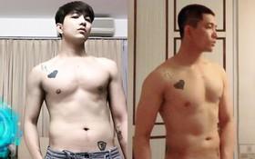 Xuất hiện hình ảnh khoả thân được cho là của Tim sau ồn ào với Trương Quỳnh Anh?