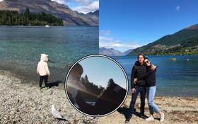 Trở lại New Zealand sau 2 năm, quý tử Richard nhà Hà Tăng đã thay đổi như thế nào?