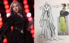 """Tưởng chỉ """"chặt chém"""" cho vui, hóa ra trang phục """"phù thủy"""" của CL tại bế mạc Thế vận hội có ý nghĩa cả"""