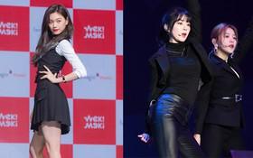 Chẳng mặc đồ hở bạo, loạt idol Hàn vẫn hút mắt các fan trên sân khấu năm mới