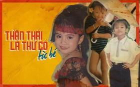 """Ngắm loạt ảnh """"ngày xưa ơi"""" của sao Việt mới nhận ra đúng là thần thái có từ bé!"""