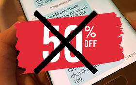 CHÍNH THỨC: Từ hôm nay, khuyến mại 50% thẻ điện thoại chỉ còn là quá khứ mà thôi