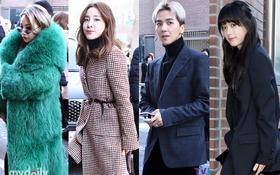 Dàn sao siêu sang chảnh dự đám cưới Taeyang: 2NE1 và WINNER như đi thảm đỏ, Black Pink đọ sắc người đẹp không tuổi