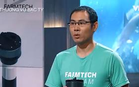 """Shark Tank: Thương vụ về MXH nông nghiệp khiến Shark Hưng phải xuýt xoa """"Thế này mới là start-up chứ!"""""""