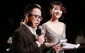 """MC Tùng Leo và MC Phí Linh """"cầm trịch"""" đêm Gala trao giải WeChoice Awards 2017"""