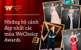 Mới qua 3 mùa mà thảm đỏ WeChoice Awards đã ngút ngàn những bộ cánh đắm say lòng người!