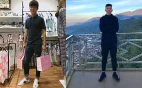 Duy Mạnh mê Gucci, Tiến Dụng - Văn Hậu cuồng Yeezy, U23 Việt Nam cũng chịu khó đầu tư giày ra phết