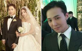 Có phúc cùng hưởng, có đồ hiệu cùng mặc: các thành viên Big Bang cùng diện suit Tom Ford trong lễ cưới của Taeyang để thể hiện tình huynh đệ