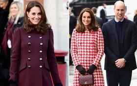 Công nương Kate Middleton không bao giờ cởi áo khoác tại nơi công cộng và lý do bất ngờ đằng sau quy tắc này