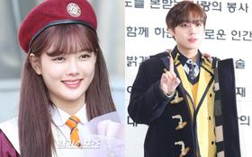 Loạt idol Kpop tốt nghiệp hôm nay: Kim Yoo Jung đẹp đến đẳng cấp nữ thần, Wanna One và NCT đọ vẻ điển trai