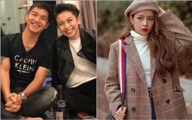 Chi Pu dùng Facebook mới bình luận về ảnh Cường Seven vui vẻ chụp hình với Gil Lê?