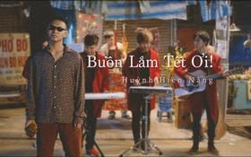 """Sau """"Bao giờ lấy chồng"""", nhạc sĩ Huỳnh Hiền Năng lại mang đến một chủ đề thú vị mới về nỗi lòng giới trẻ vào dịp Tết"""