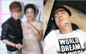 """Văn Mai Hương đập tan hình tượng """"hoàng tử ballad"""" Bùi Anh Tuấn bằng đoạn clip """"dìm hàng"""" cực nhắng nhít"""