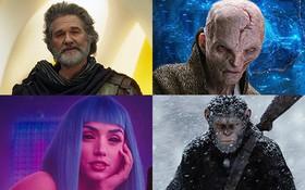 """Nhân vật """"ảo"""" nào sẽ chiến thắng lễ trao giải Oscar năm nay?"""