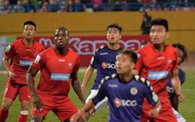 Dàn sao U23 Việt Nam chơi ấn tượng trong chiến thắng của Hà Nội FC