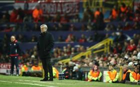"""Jose Mourinho: """"Man Utd bị loại khỏi Champions League chẳng có gì mới lạ"""""""
