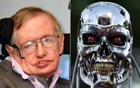 2 lời dự đoán cuối cùng của giáo sư Hawking: Nhân loại sẽ tận diệt vì robot và trí tuệ nhân tạo