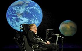 Nhìn lại cuộc đời của huyền thoại Stephen Hawking: Ngôi sao sáng trên bầu trời khoa học thế giới đã vụt tắt