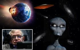 Stephen Hawking và những lời cảnh báo rợn người cho nhân loại về Ngày Tận thế