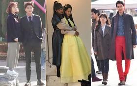 """Tuyển tập khoảnh khắc diễn viên Hàn bị bạn diễn tàn nhẫn """"sỉ nhục"""" chiều cao"""
