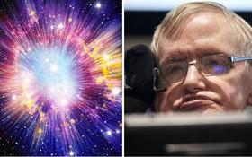 Quan điểm từng gây sốc cả thế giới của Stephen Hawking: Vũ trụ tạo nên từ... điều kỳ dị