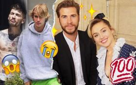 """Gigi Hadid và Selena Gomez """"xài"""" bạn trai đến héo mòn, chả bù cho Miley Cyrus chăm bồ béo phây phây"""